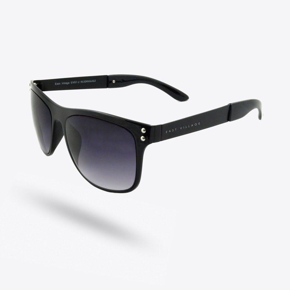 Rodriguez Sunglasses in Black - East Village Sunglasses