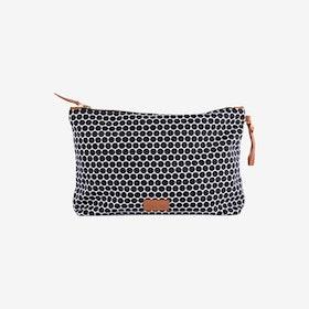 Grid Vanity Bag - Mette Ditmer