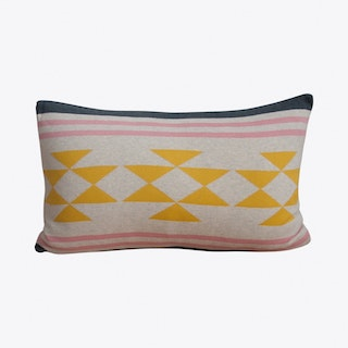 Iben Yellow Cushion Cover - Funky Doris