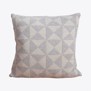Iver Grey Cushion Cover - Funky Doris