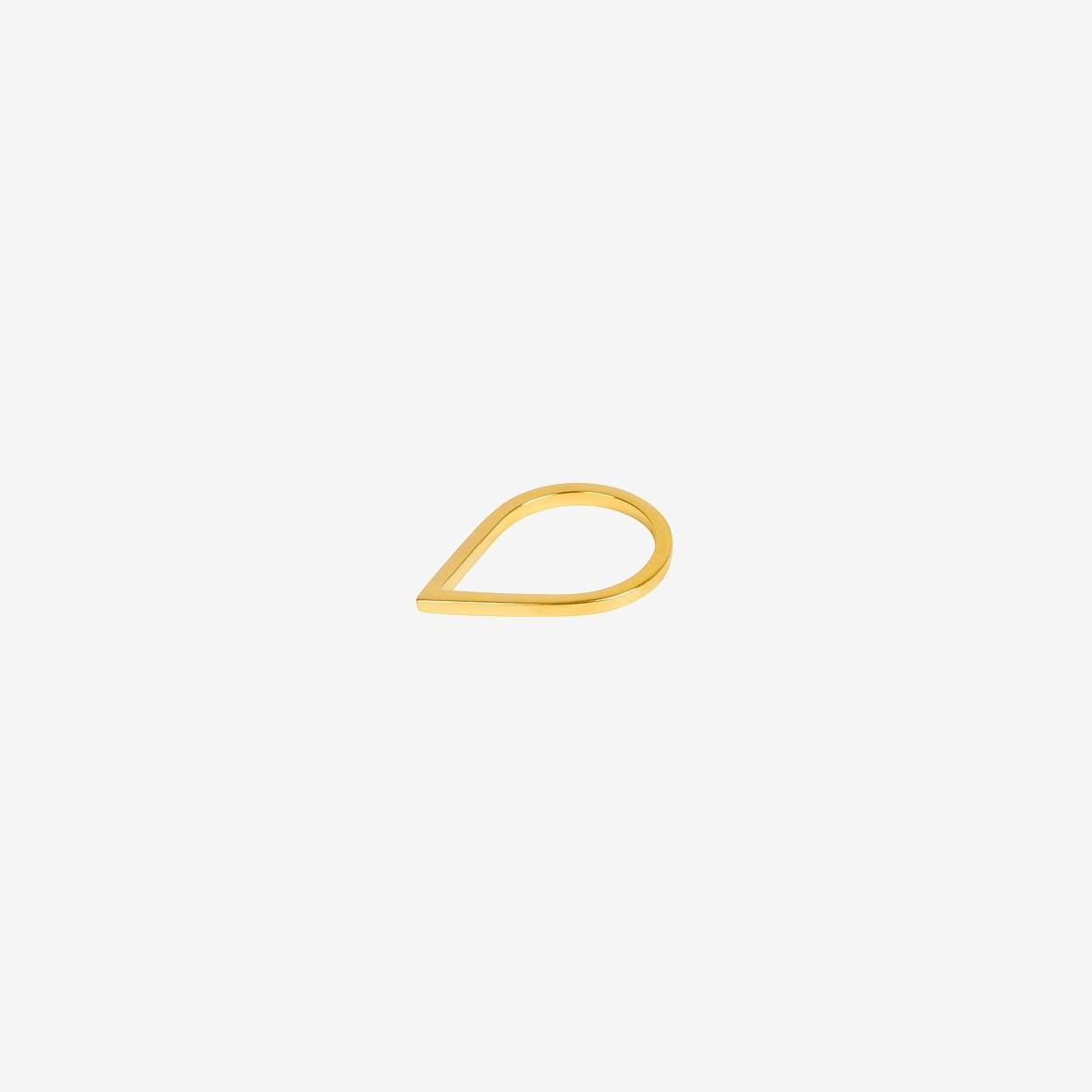 Point Ring in Gold - Matthew Calvin