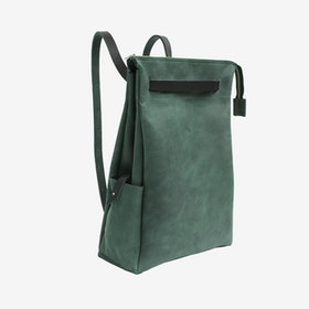 Backpack - Green - Dora Kloppenburg