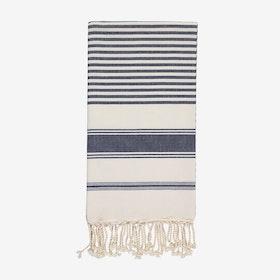 Stripes in Navy - Babooshe