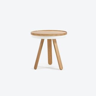 Batea S Coffee Table - Oak/White