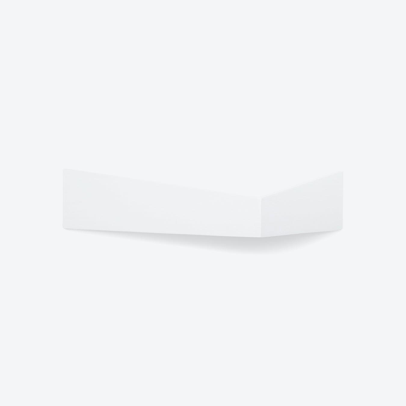 Pelican Shelf M - White