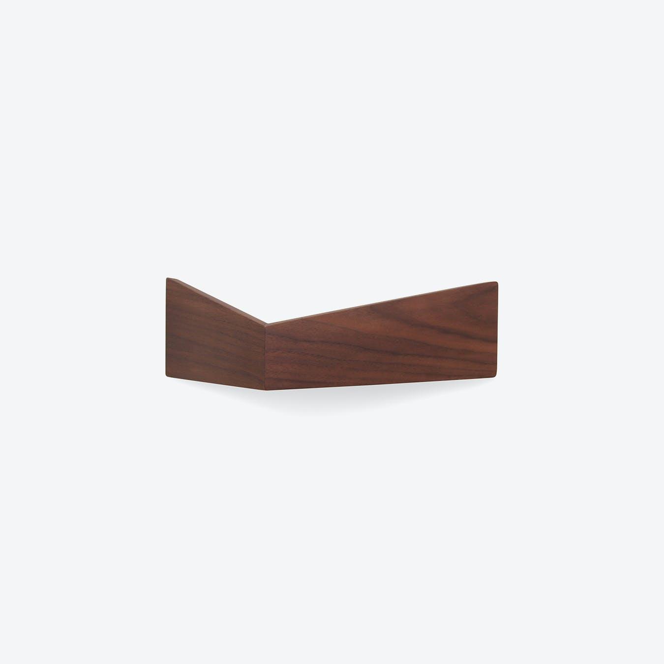 Pelican Shelf S - Walnut