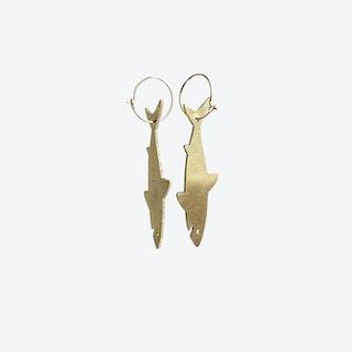 Big Jaws Earrings