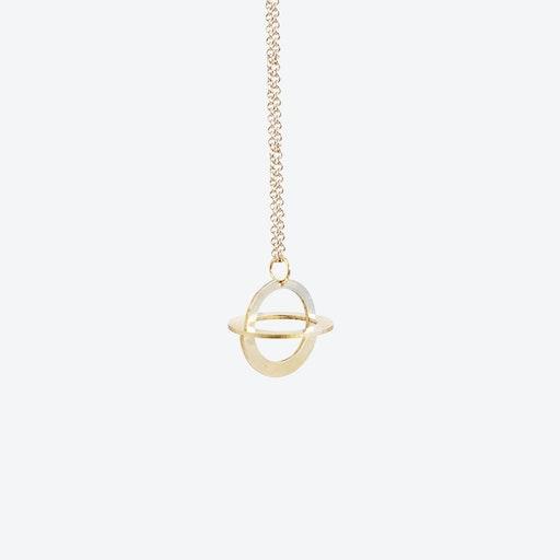 Copernicus Sphere Necklace