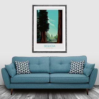 Sequoia Art Print