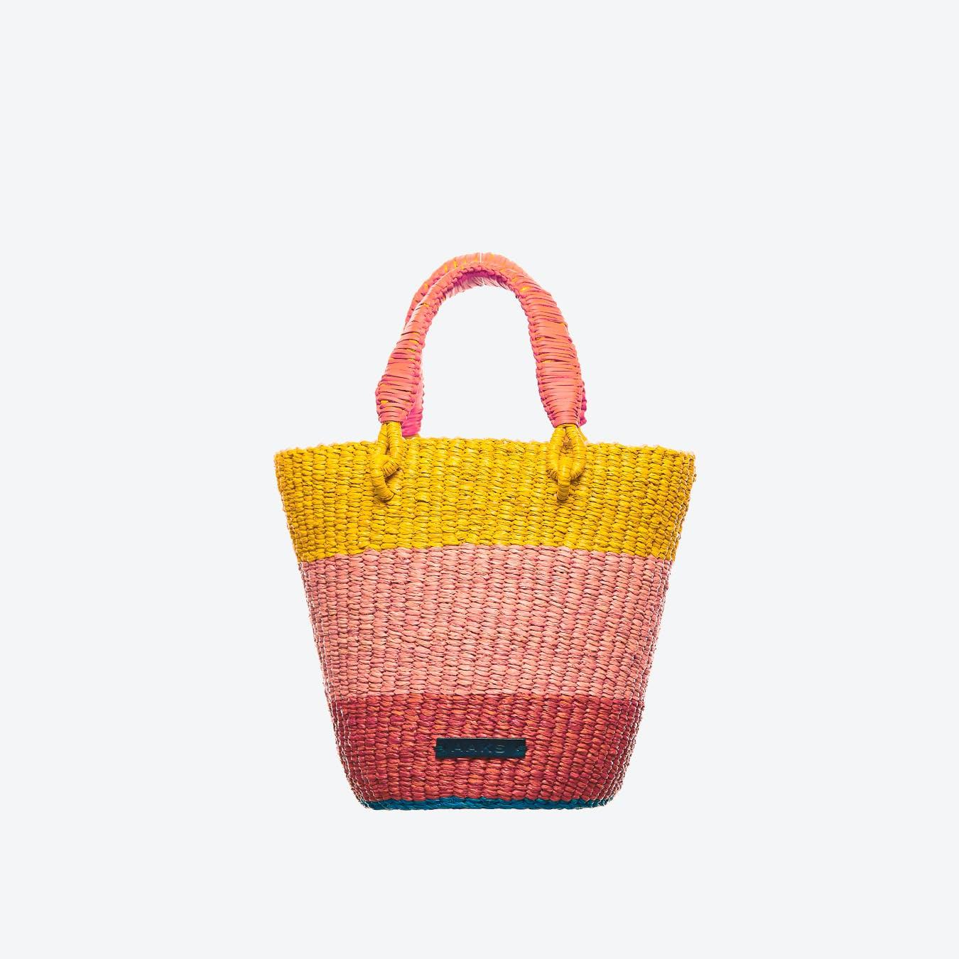 Tia Basket Bag