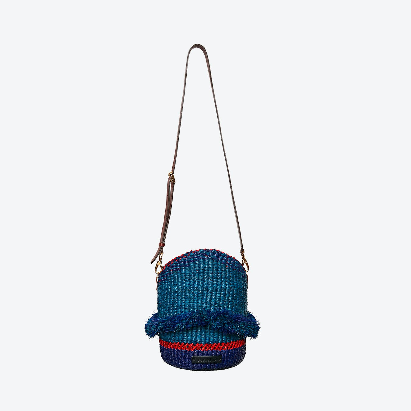 Belle Ruffle Bag