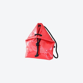 LACK Backpack in Red