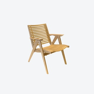 Rex 120 Chair in Oak