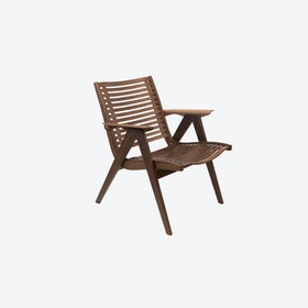 Rex 120 Chair in Walnut