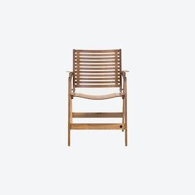 Rex Chair in Walnut