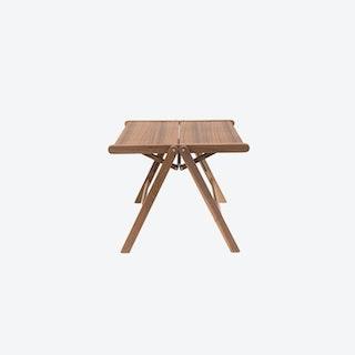 Rex Coffee Table in Walnut