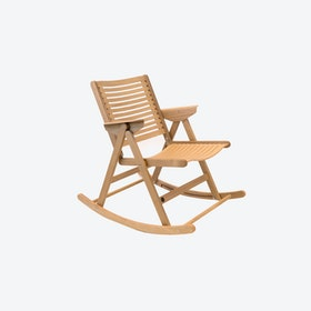 Rex Rocking Chair Oak