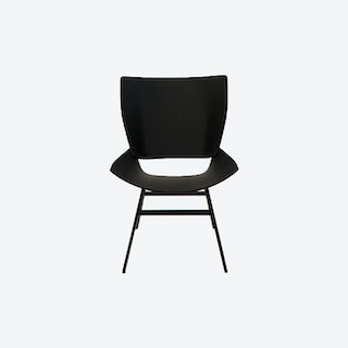 Shell Lounge in Black