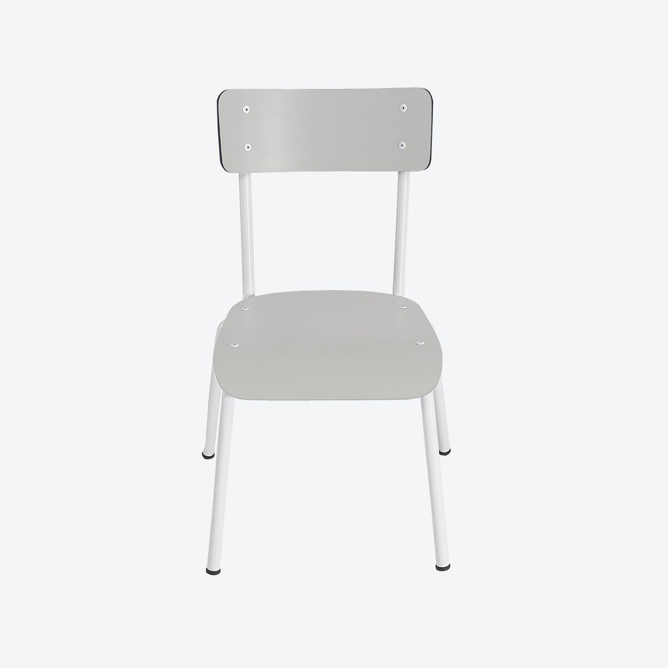 Colette Elementary Chair - Light Grey