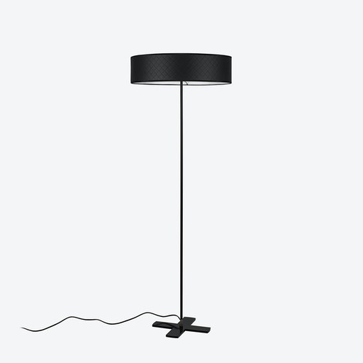 Trece Slim Floor Lamp - Black