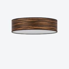 Ocho Ceiling Lamp - Brown Strips