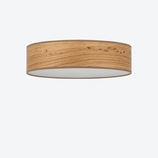 Ocho Ceiling Lamp - Rustic Oak