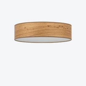 Ocho Ceiling Lamp - Rustic Oak