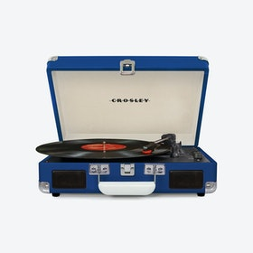 Crosley Cruiser Deluxe - Blue