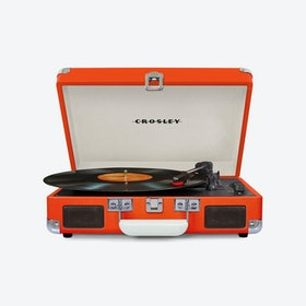 Crosley Cruiser Deluxe - Orange
