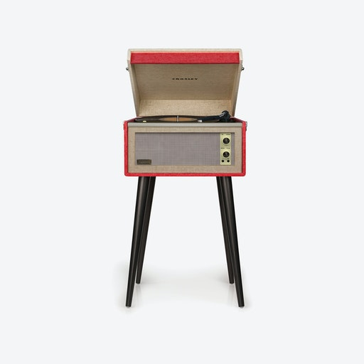 Crosley Bermuda - Vintage Red