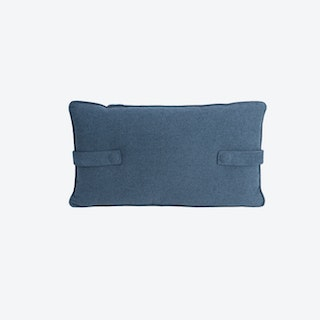 Big Hug Cushion in Midnight Blue