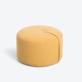 Big Hug Pouf in Lemon