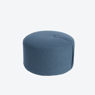 Big Hug Pouf in Midnight Blue