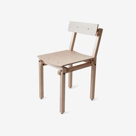 FOLDING Chair - Ash/Walnut