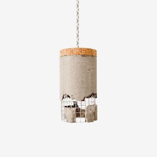SLASH Lamp - Grey