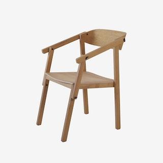 ATELIER Arm Chair - Oak Oiled