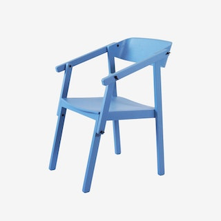 ATELIER Arm Chair - Blue