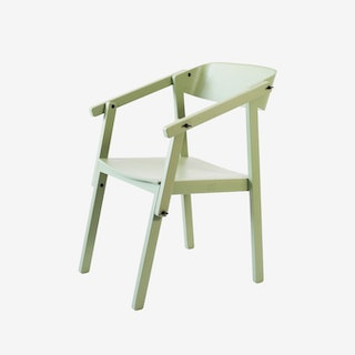 ATELIER Arm Chair - Green