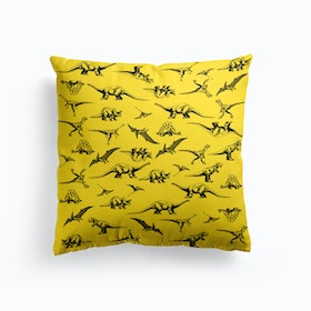 Funny Dinosaurs Cushion