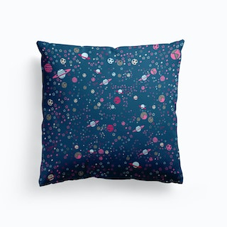 Planets And Stars Cushion