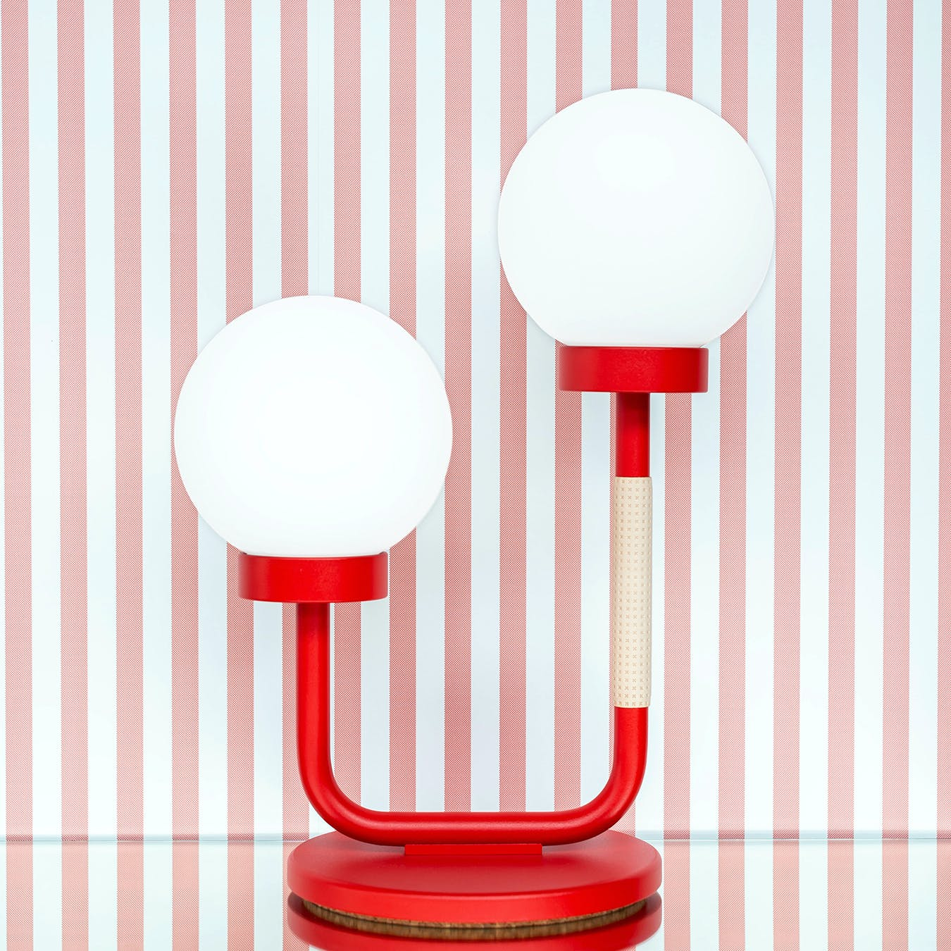 Little Darling Table Lamp   Red By Swedish Ninja