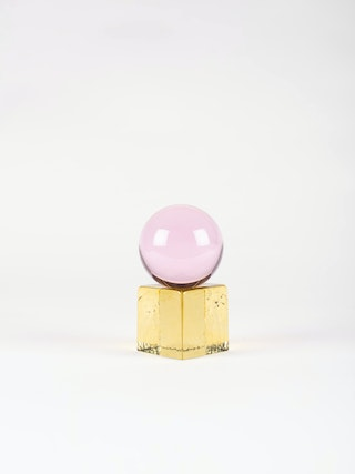 Oh My Mini Sculpture Set - Yellow/Pink