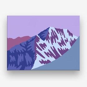 Albaron Canvas Print