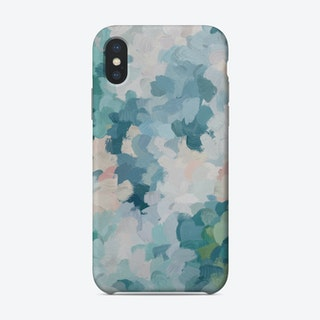 Flowers In The Wind Phone Case