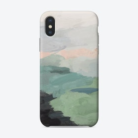 Farmland Sunset Phone Case