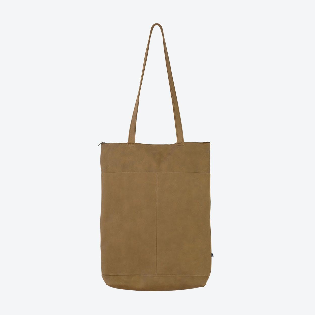 BJARNE Backpack in Brown  - Brown