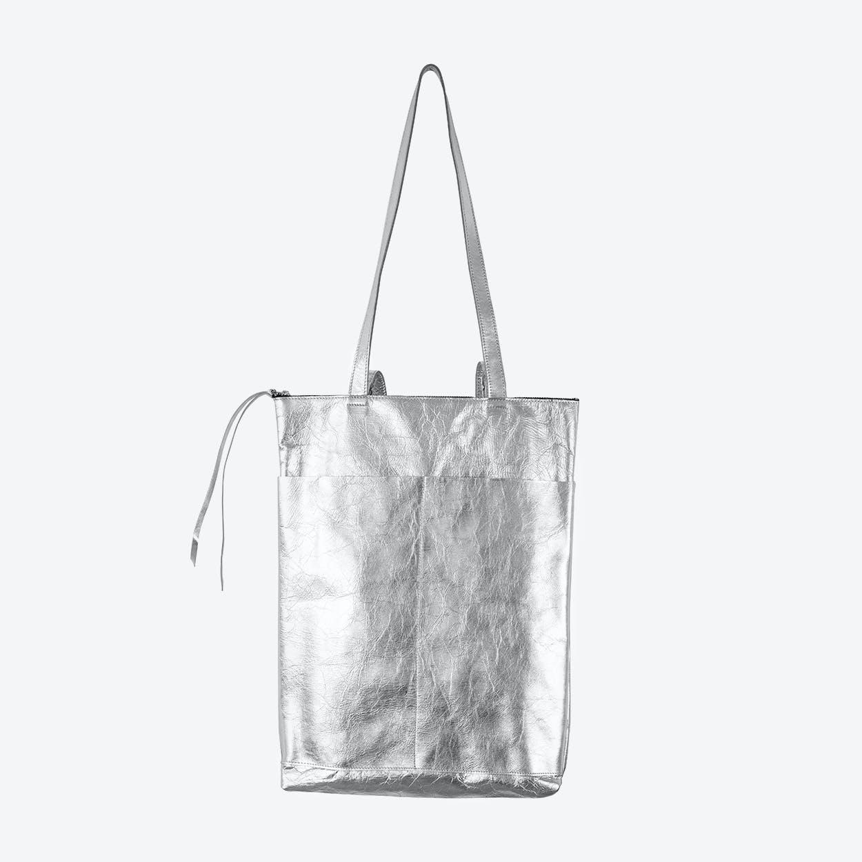 BJARNE Backpack in Silver