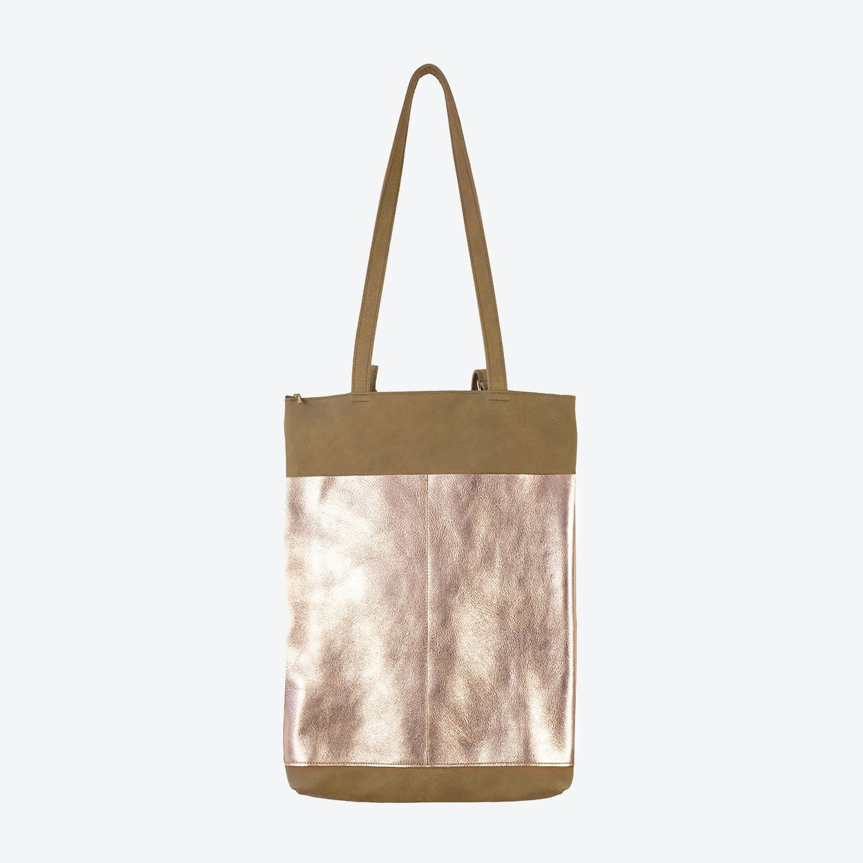 BJARNE Backpack in Brown / Copper