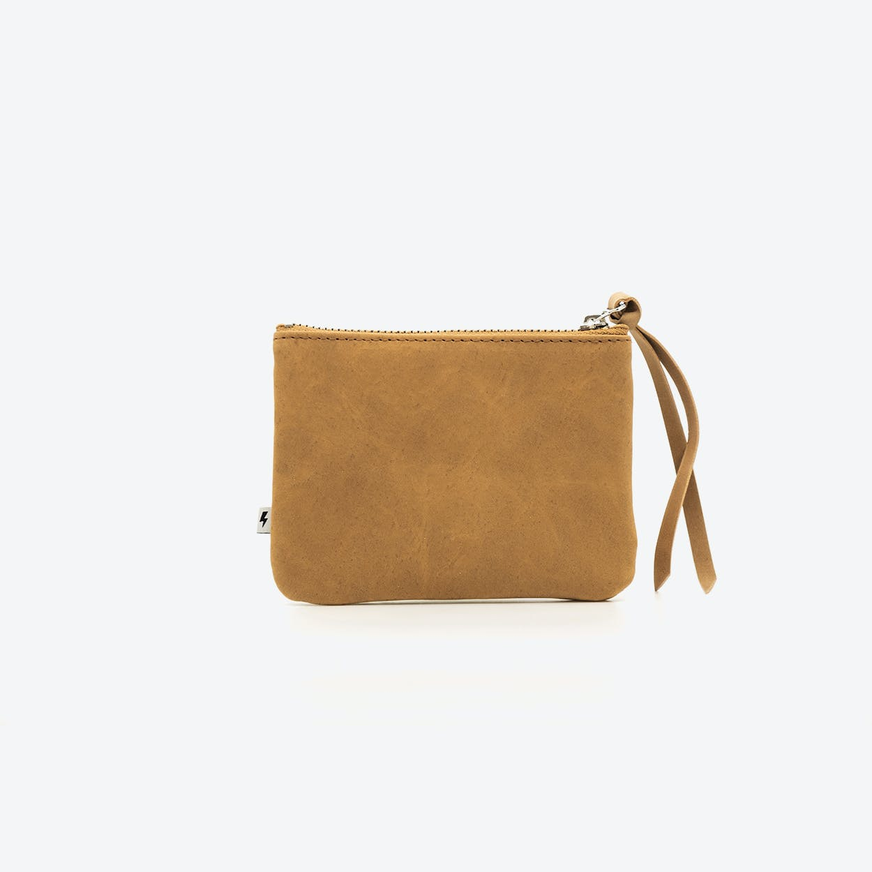 MAX Small Clutch in Brown