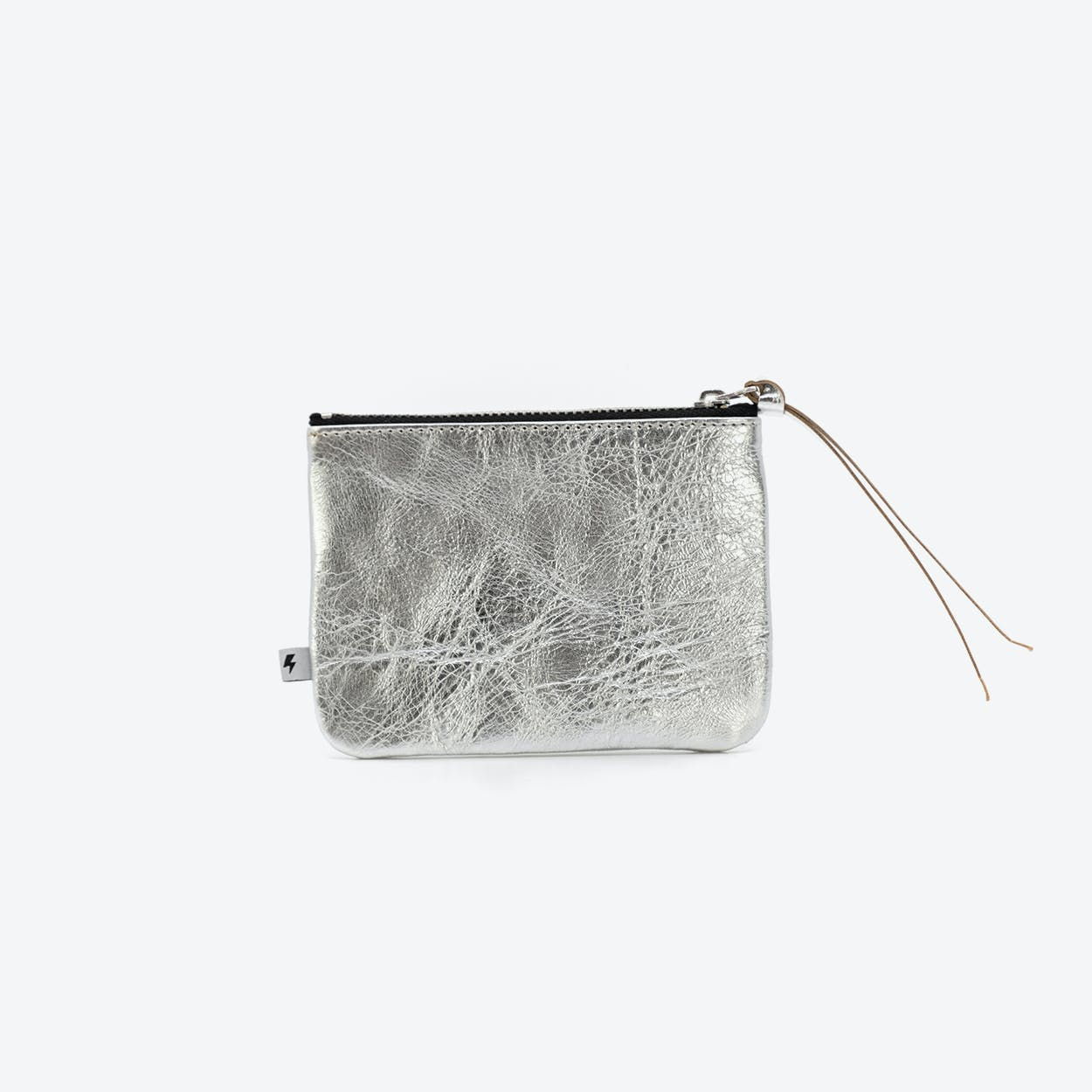 MAX Small Clutch in Silver